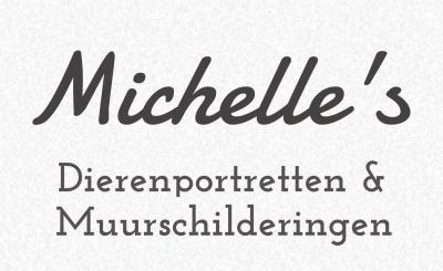 Michelle's Dierenportretten